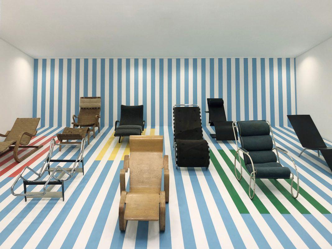Opere di design per la mostra in Costa Azzurra