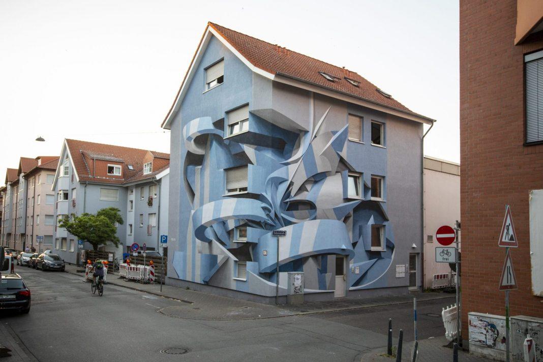 Street Art Peeta