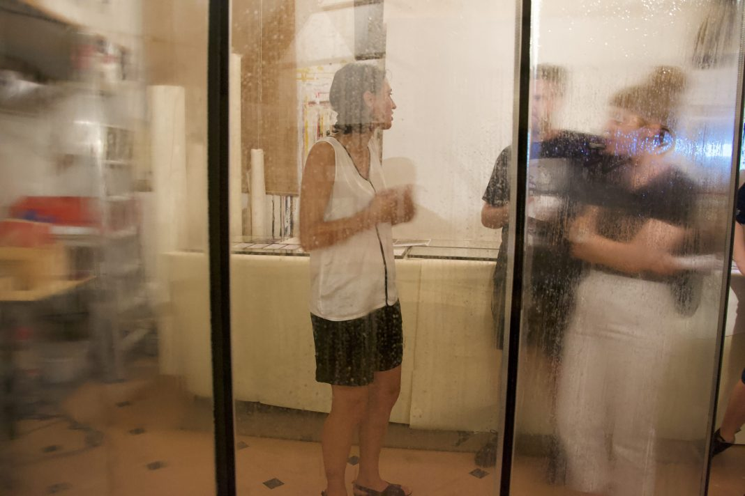 La mostra di Francesca Finotti a Verona