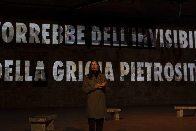 Jenny Holzer alla Gamec di Bergamo