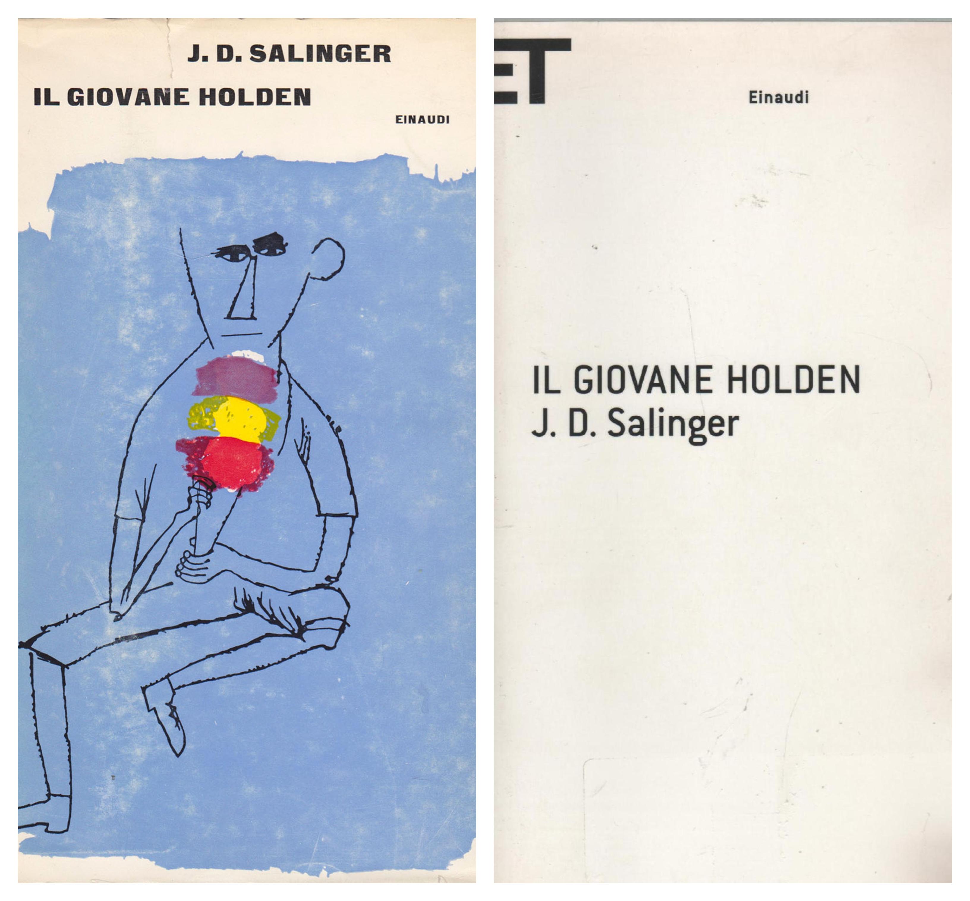 Ebook di J. D. Salinger