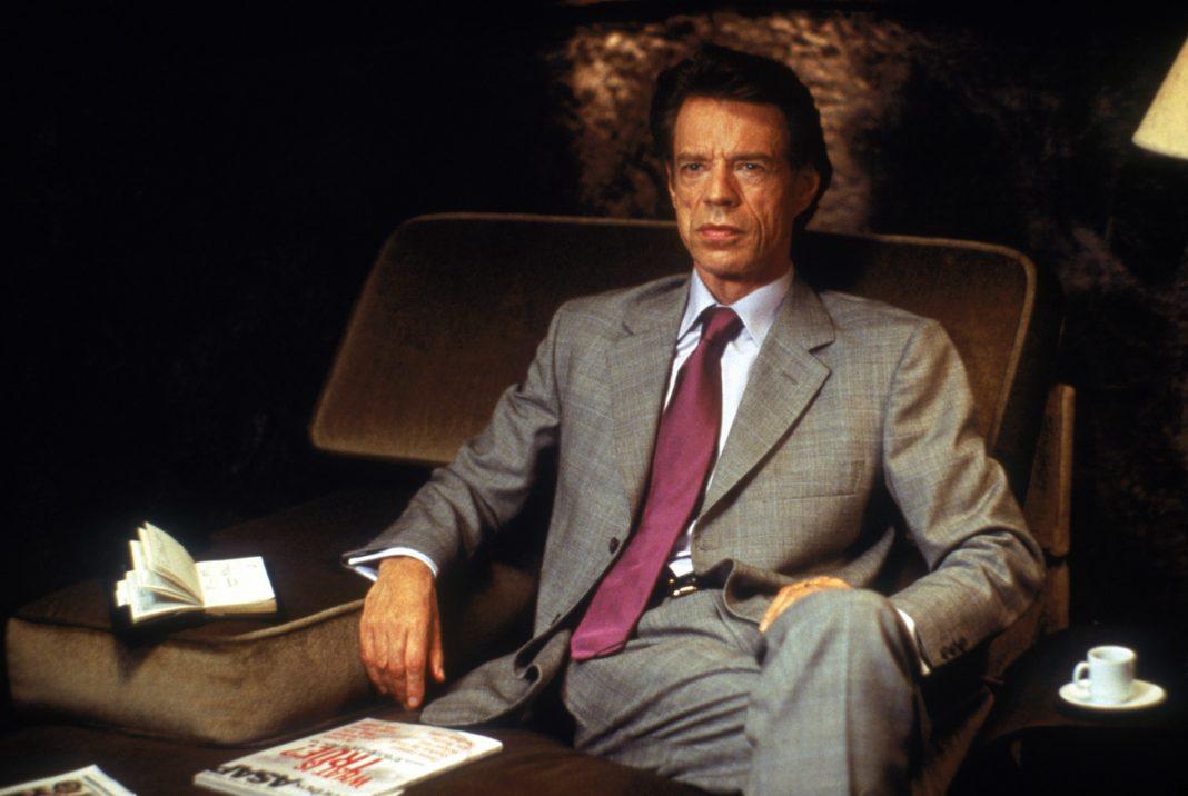 Mick Jagger nel film di Capotondi