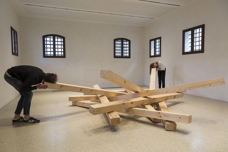 Opera per la mostra del Premio Carlo Scarpa