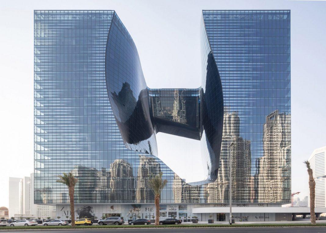Opus, il nuovo edificio di Zaha Hadid a Dubai