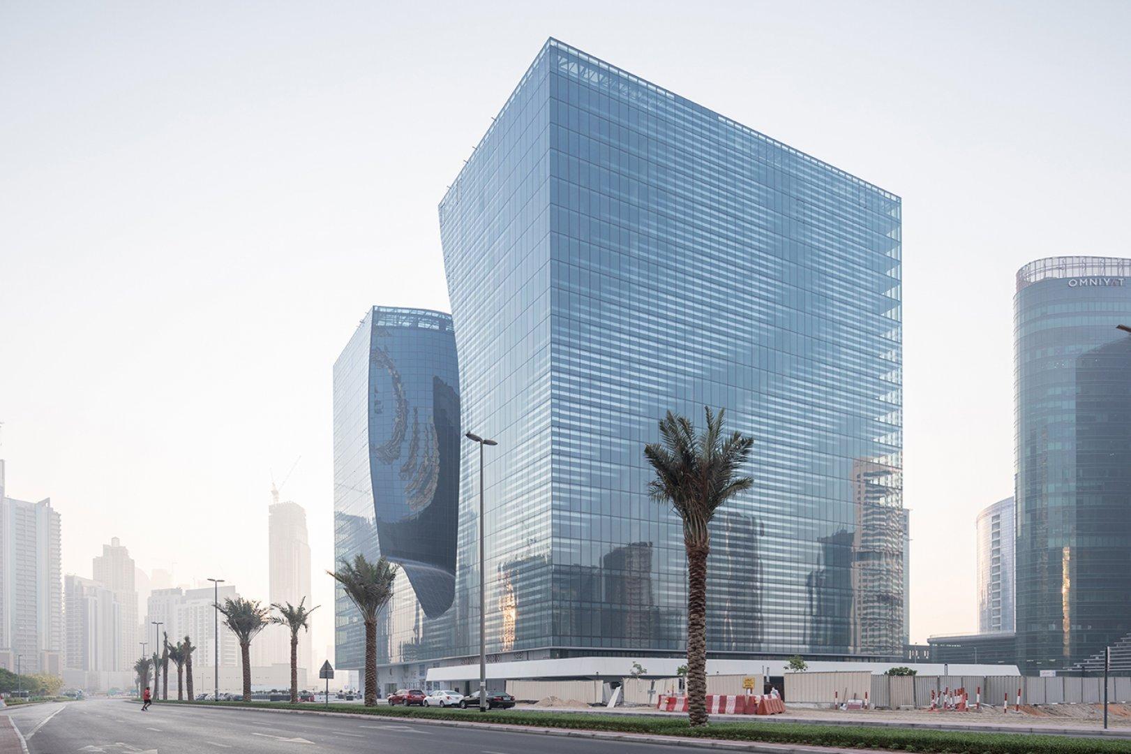 Opus: le immagini dell'avveniristico palazzo di Zaha Hadid