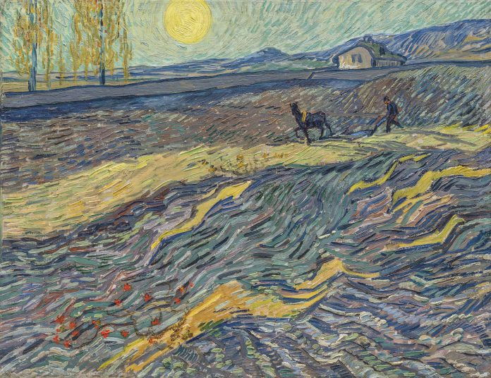 I paesaggi di Vincent Van Gogh