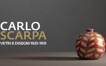 Carlo Scarpa – Vetri e Disegni. 1925-1931