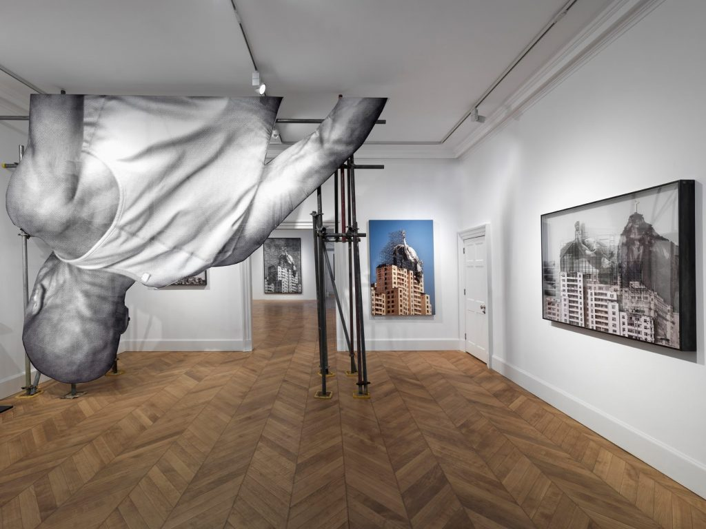 Lazinc Sackville Gallery (courtesy of Lazinc)