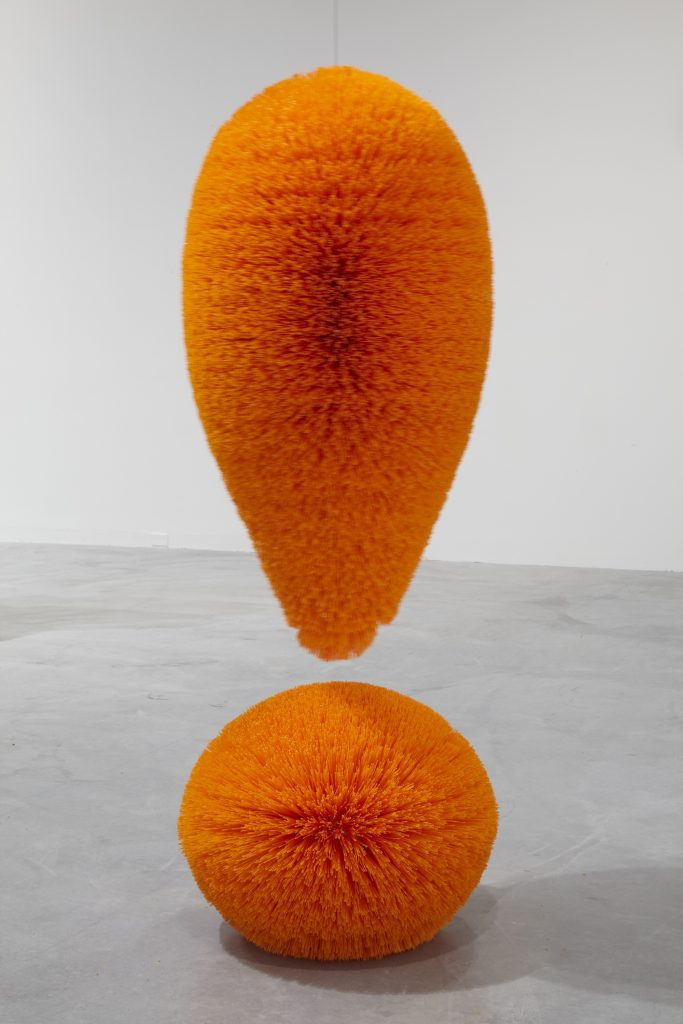 4 Richard Artschwager, Exclamation Point, 2010