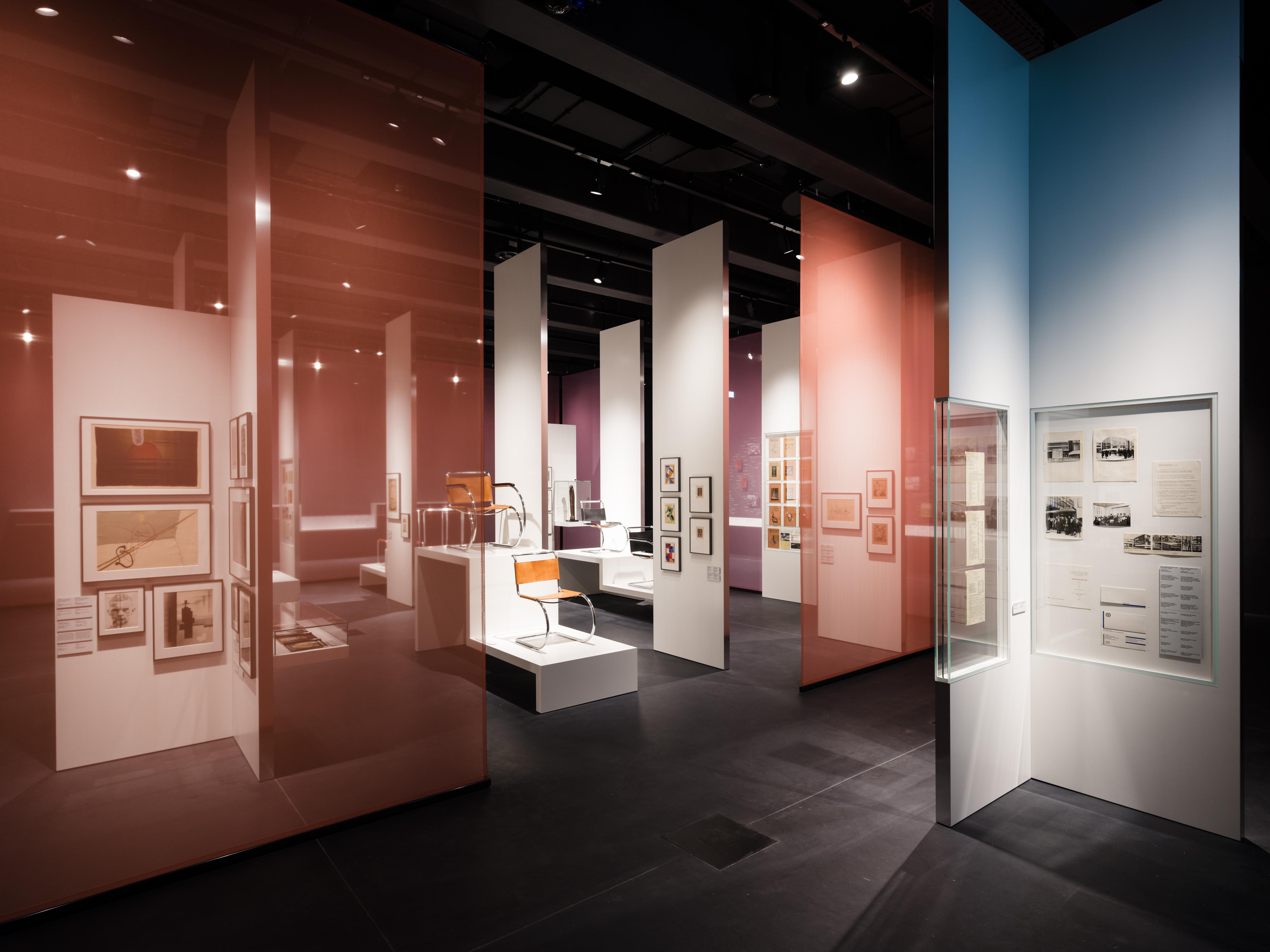 Versuchsstätte Bauhaus. The Collection (courtesy of BMD Foundation)
