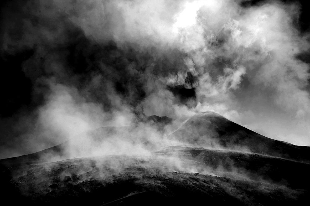 Carmelo Nicosia, Etna, The Wonder Volcano, 2019