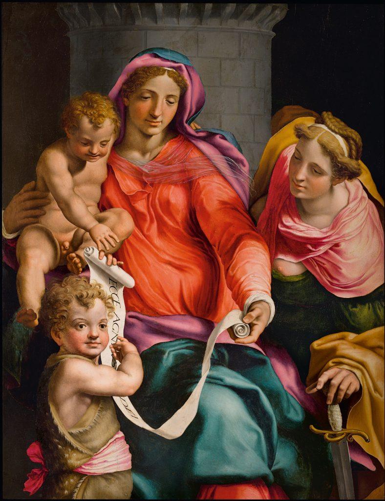 La nuova opera entrata nella collezione degli Uffizi e acquistata alla Biennale dell'Antiquariato di Firenze