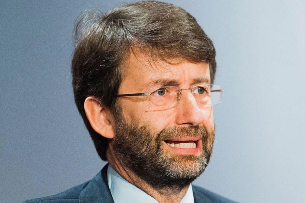 Dario Franceschini al ministero dei Beni Culturali