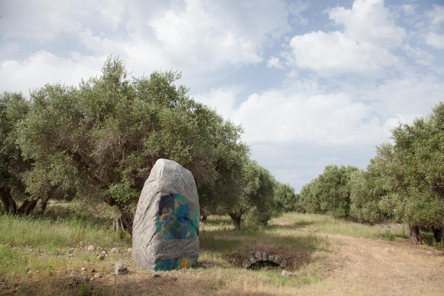 Gianni Politi, Hypermaremma, Antica Città di Cosa, Ansedonia 2019