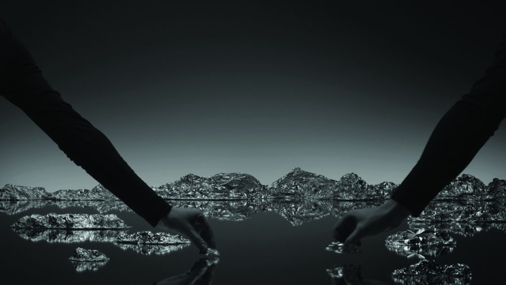 """Hans Op de Beeck, """"Staging Silence (3)"""". Courtesy the artists"""