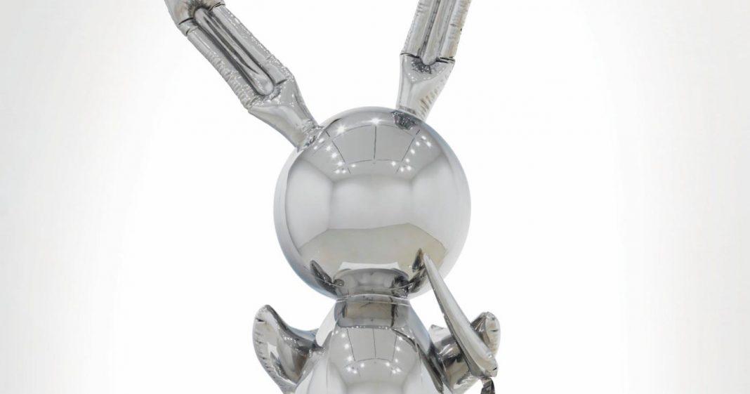 "Jeff Koons, ""Rabbit"", 1986"