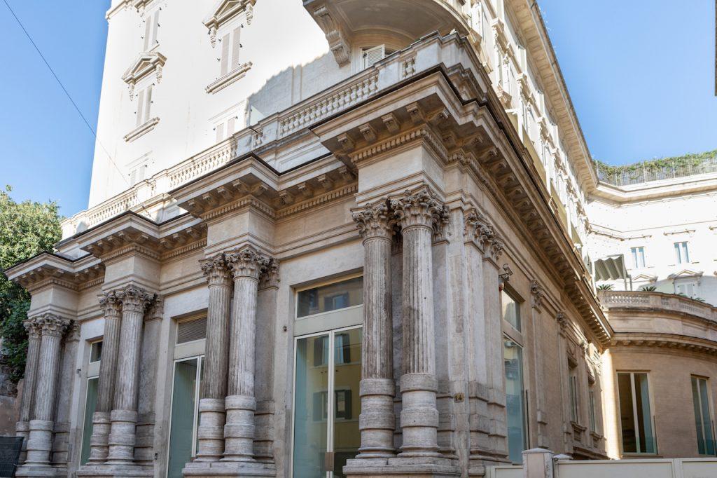 La Fondazione, Roma, ph Daniele Molajoli