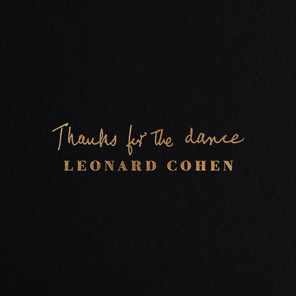 """La copertina di """"Thanks for the dance"""", in uscita il prossimo 22 novembre"""