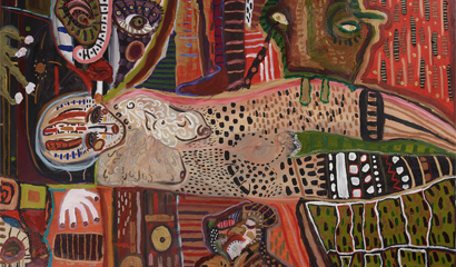 Mona Osman – Rhizome and the Dizziness of Freedom