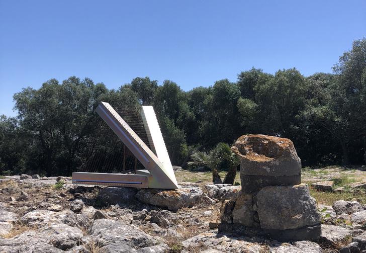Matteo Nasini, Hypermaremma, Antica Città di Cosa, Ansedonia 2019