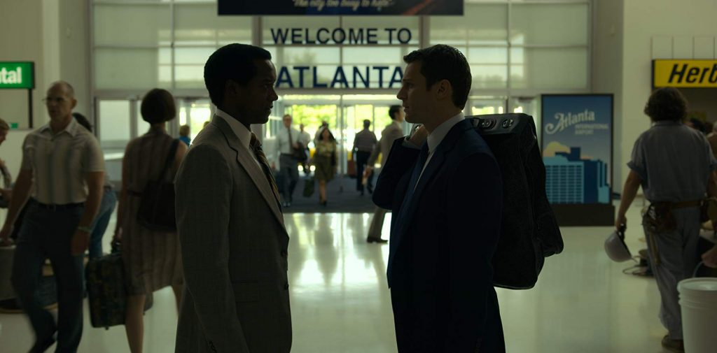 Frame dalla seconda stagione di Mindhunter