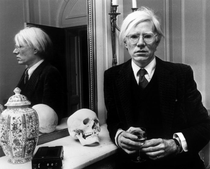 Andy Warhol. Photo: RDA/Getty Images