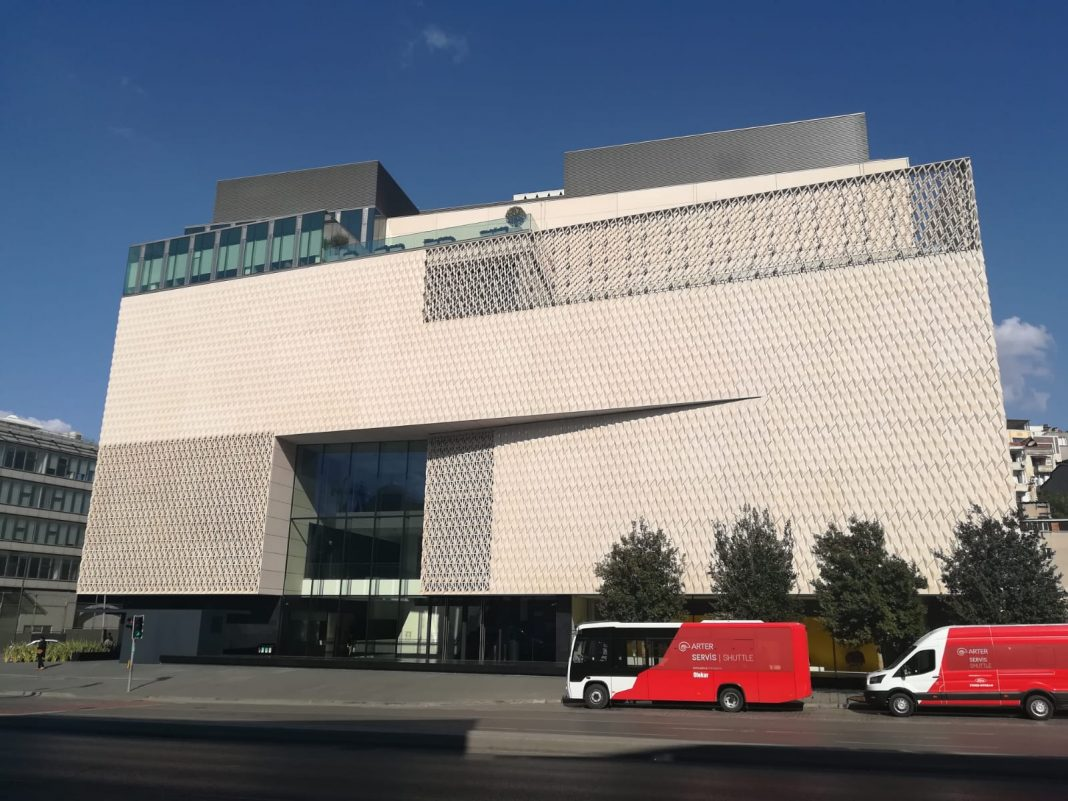 Arter museum, sede della Biennale di Istanbul