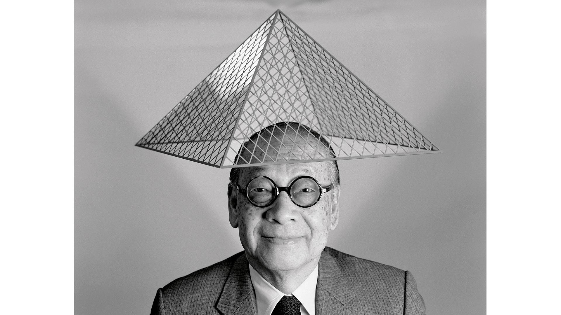Ieoh Ming Pei, courtesy of Josef Astor