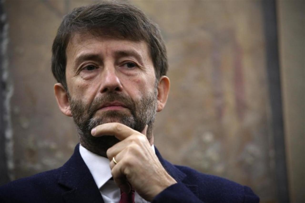 Dario Franceschini, nuovo ministro del MIBAC