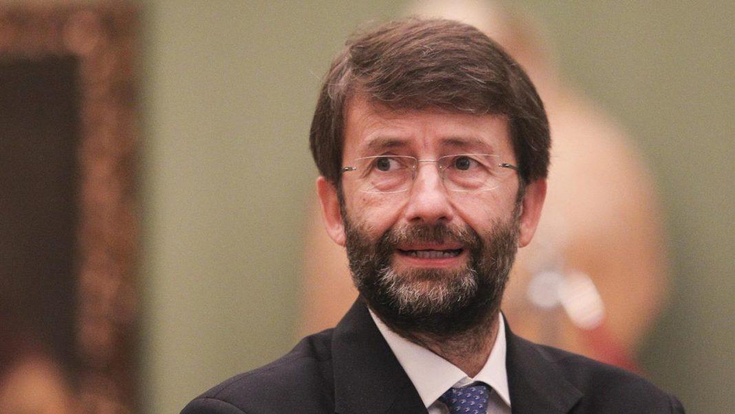 Dario Franceschini, ministro del MIBACT