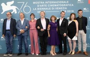 Gloria Mundi, il cast