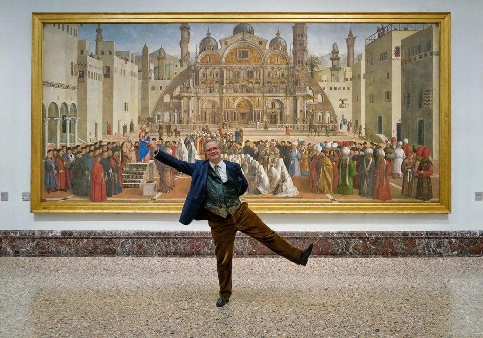 James Bradburne riconfermato alla Pinacoteca di Brera