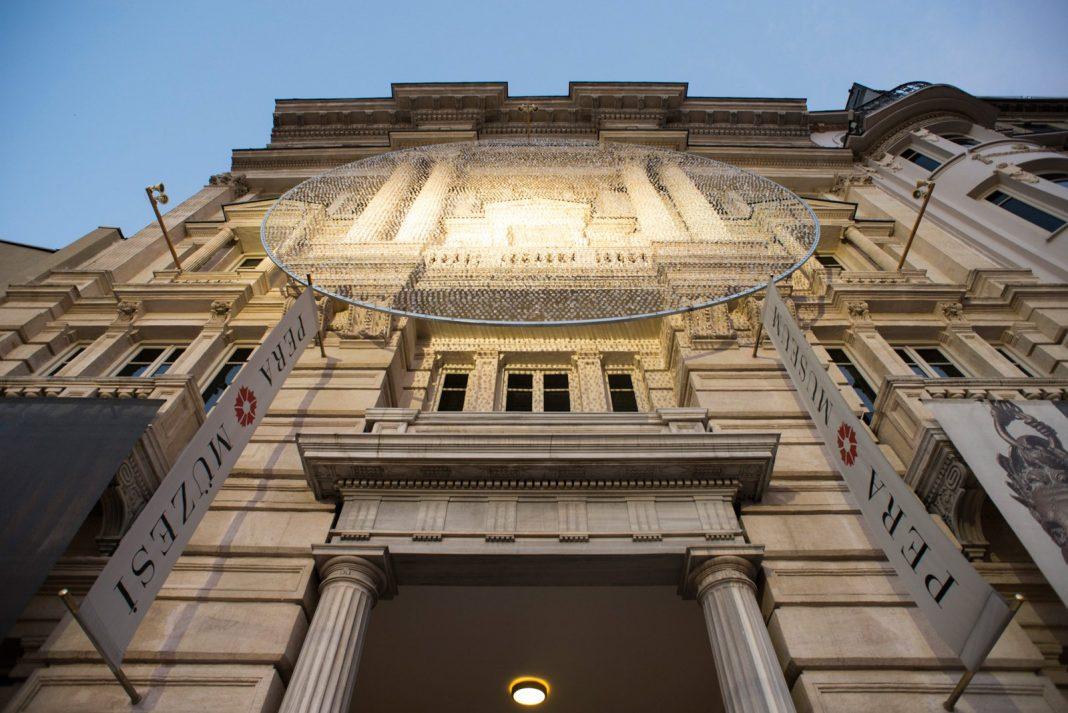Il Pera Muzesi, una delle sedi della Biennale di Istanbul