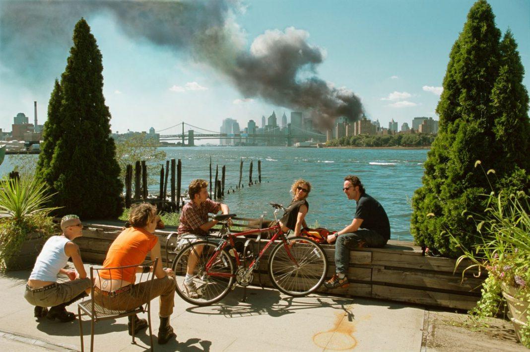 La fotografia di Thomas Hoepker dell'attentato al World Trade Center