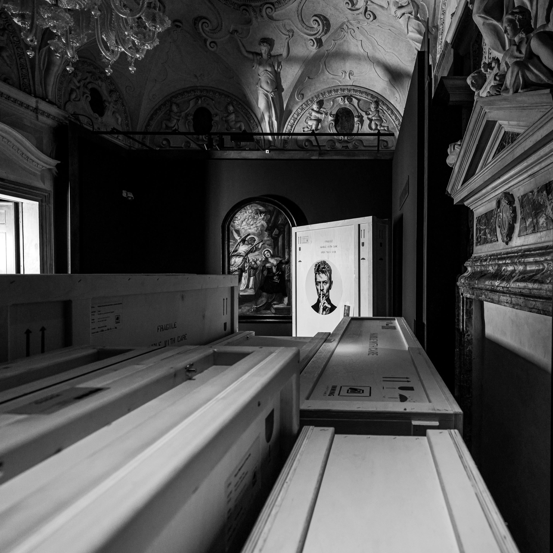 Il Tintoretto di David Bowie arriva a Venezia