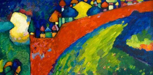 Kandinskij, Goncharova, Chagall. Sacro e bellezza nell'arte russa