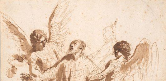 Guercino – Virtuoso Draftsman