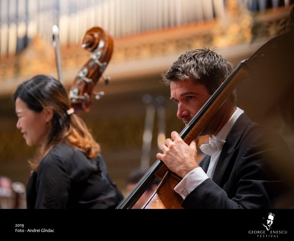 George Enescu Festival di Bucarest