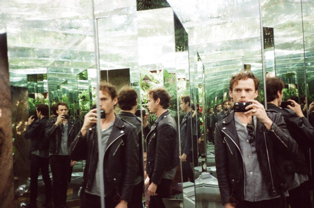 Anton Yelchin, Untitled #38, private collection