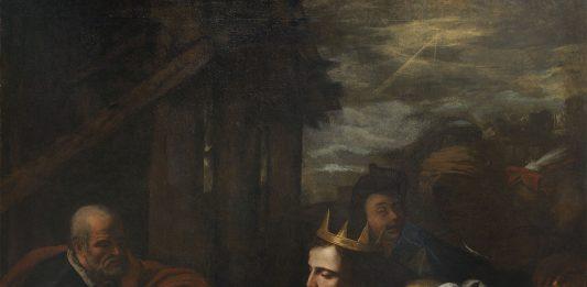 Artemisia Gentileschi – Adorazione dei Magi