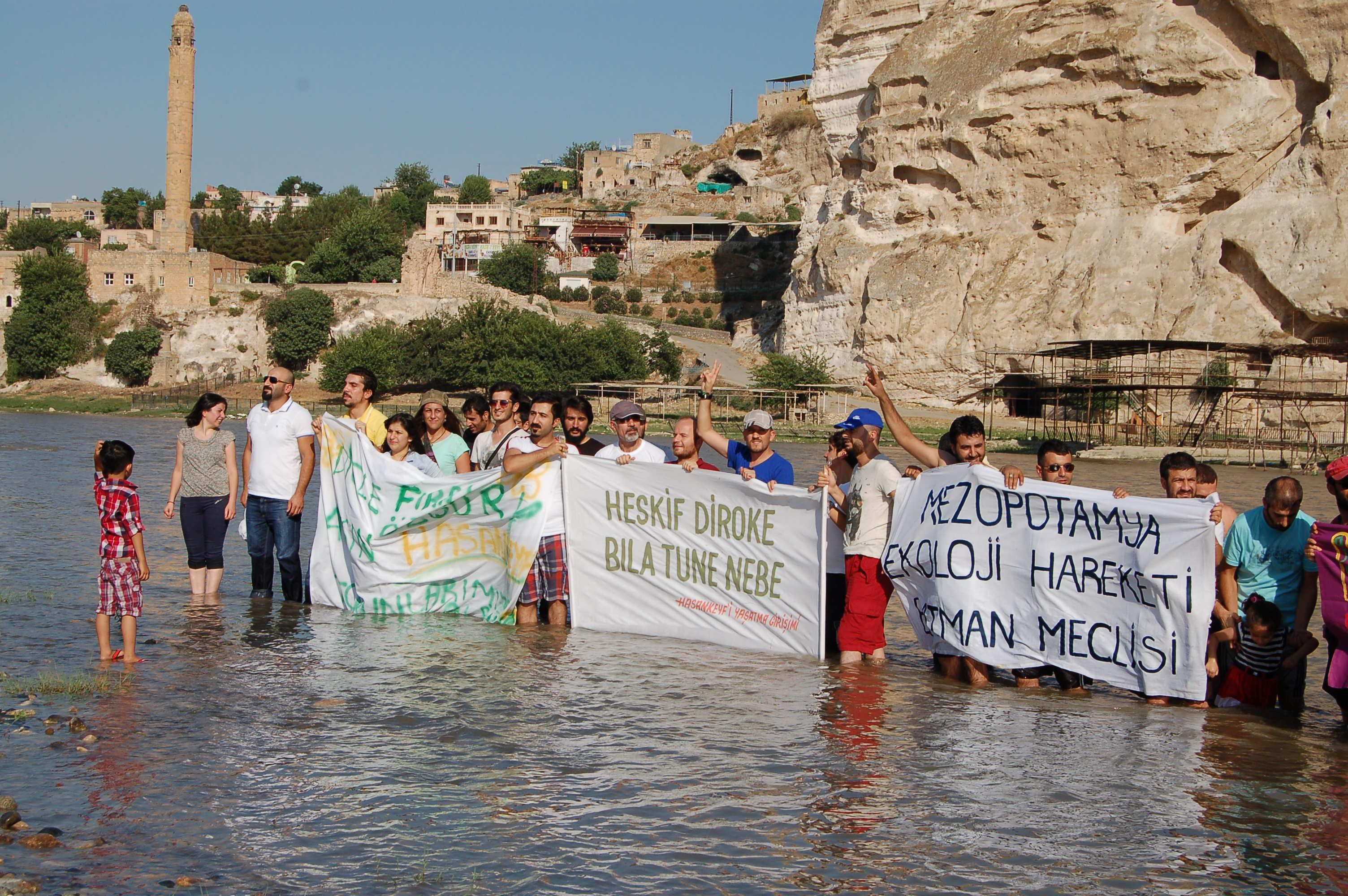 La città in Turchia che sarà sommersa