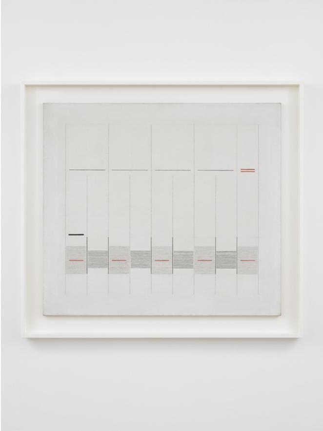 "Bice Lazzari, ""Acrilico n. 6"", 1975"