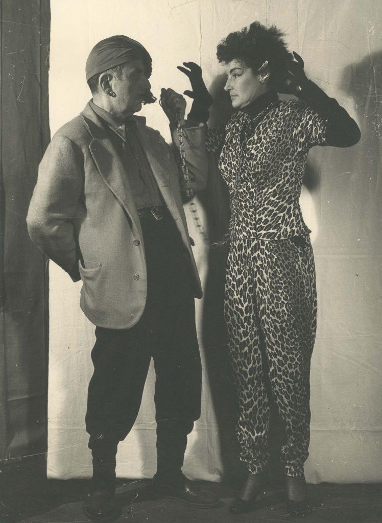 Man Ray. Man Ray e Juliet, 1953-1981 Cm 30 x 22 Collezione CSAC, Università di Parma Courtesy CSAC, Università di Parma, Sezione Fotografia © Man Ray Trust by SIAE 2019