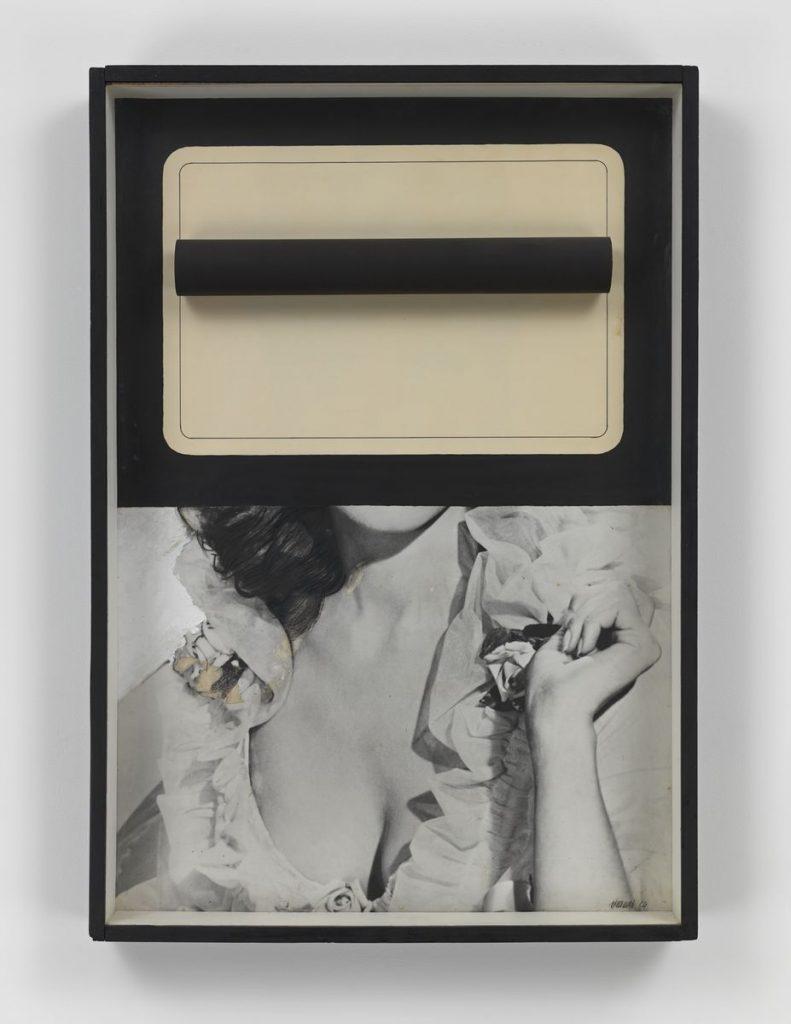 """Fabio Mauri, """"Marilyn"""", 1964"""