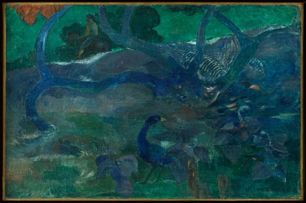 "Paul Gauguin, ""Te Bourao (II)"", 1897"