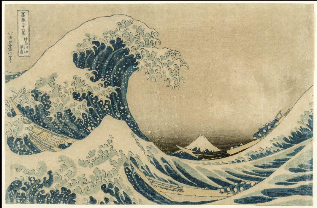 Hokusai Torino
