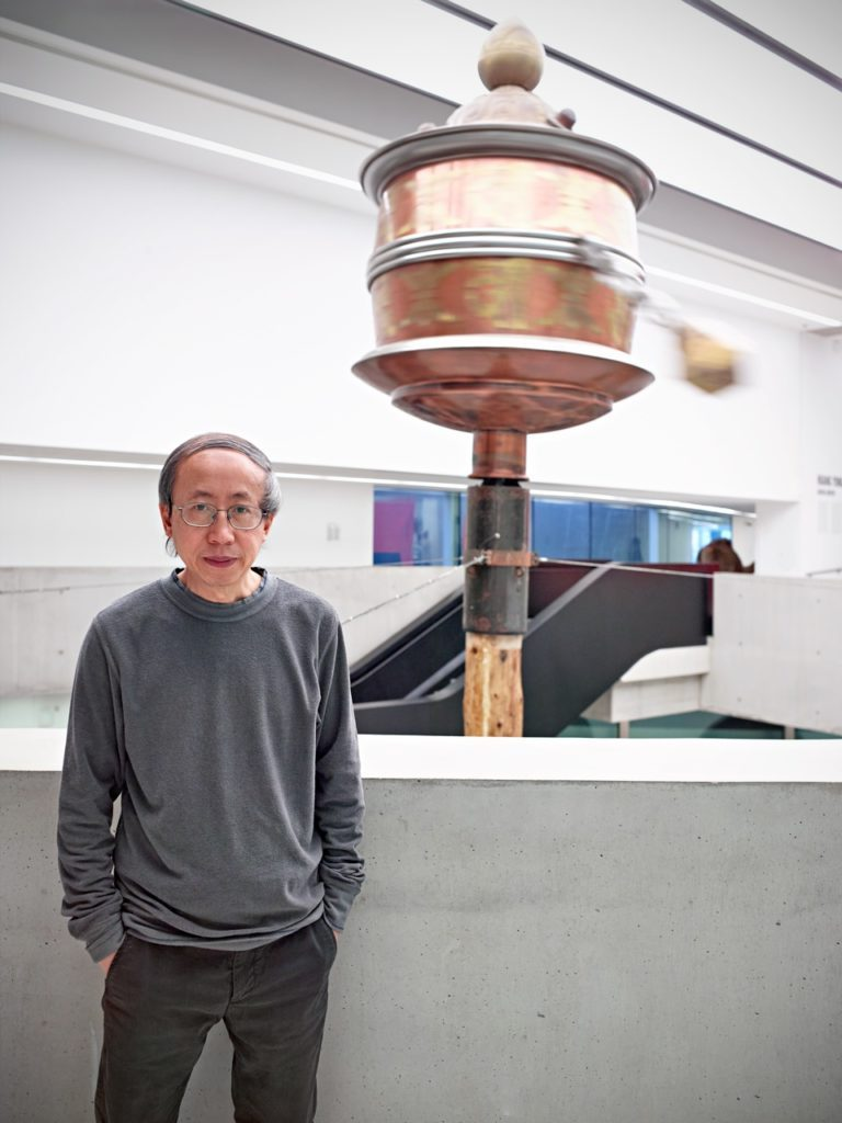 Huang Yong Ping è morto