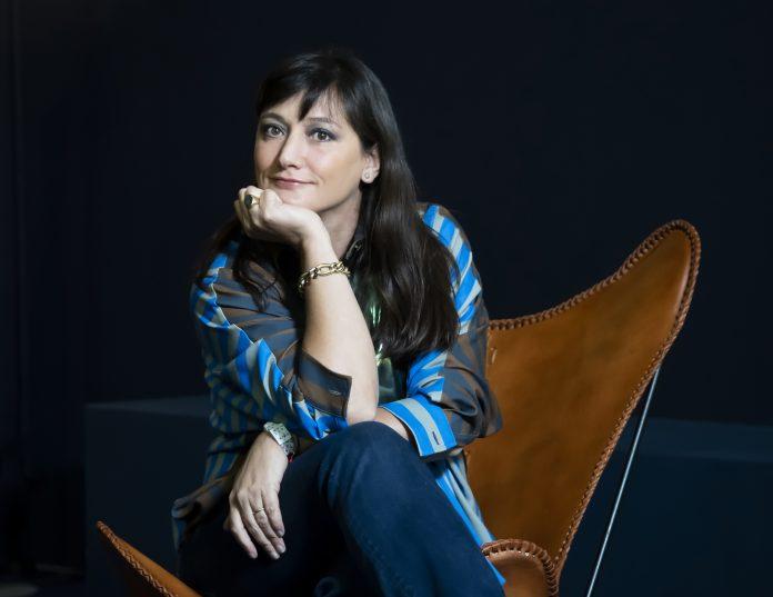 Ilaria Bonacossa, foto di Giorgio Perottino_ Artissima, 2019