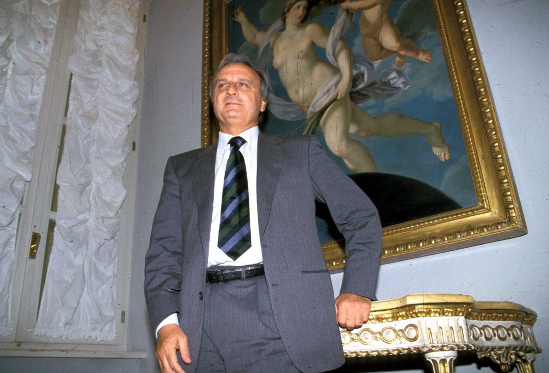 Callisto Tanzi nel 2003 (courtesy of Imagoeconomica)