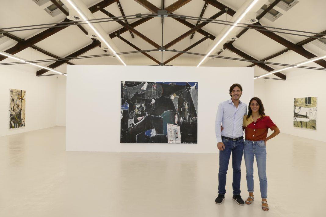 Irene e Marco Cassina_ foto Roberto Marossi